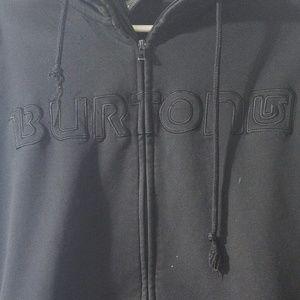 Burton Shirts - Burton hoodie L